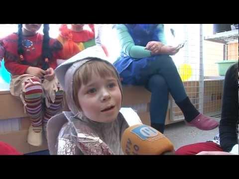 Veselo pustno rajanje, TV Maribor 17.2.2012