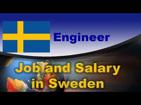 Engineer Salary in Sweden - Jobs and Salaries in Sweden