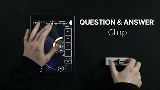 Learn Chirp combos with Mixfader and edjing Scratch