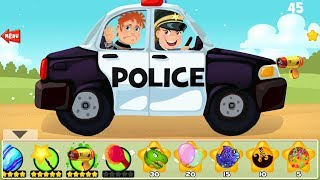 A FREE Car Wash Game - For Kids| Toddlers app (Android Gameplay) | Cute Little Games