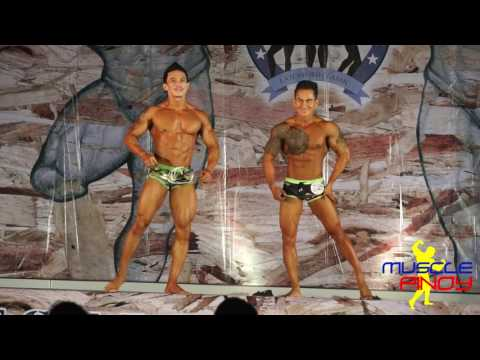 Latchford 2016 Overall Body Classic and Sports Model