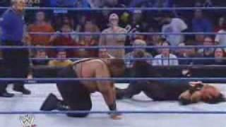 The Undertaker vs Big Daddy V