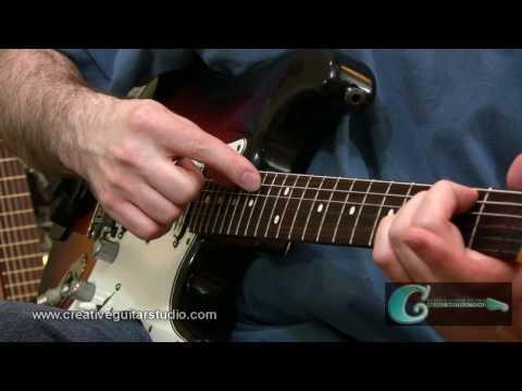 Guitar Lesson: Octave Harmonics