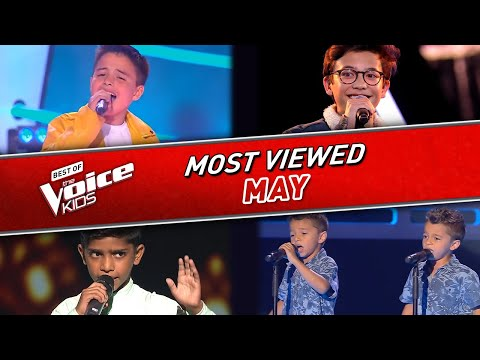 TOP 10 | The Voice Kids: TRENDING IN MAY 2020