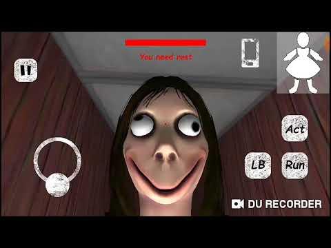 Momo Scary School