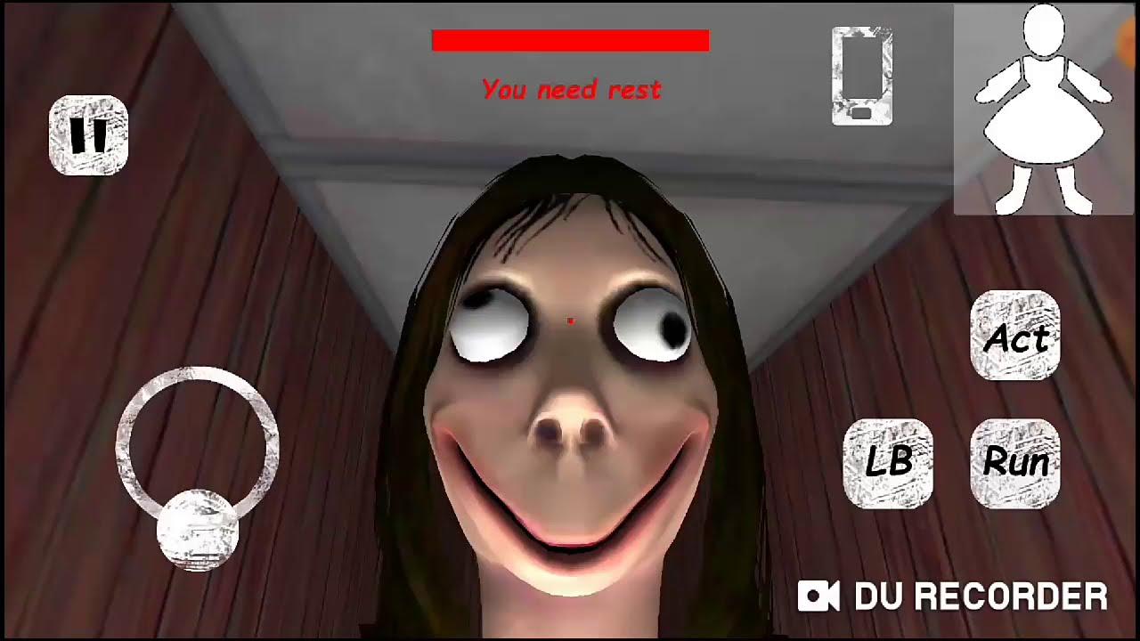 Download Momo Scary School