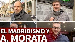 Download Video La afición del Real Madrid opina sobre la llegada de Álvaro Morata al Atlético | Diario As MP3 3GP MP4