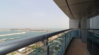 2 bedrooms in Princess tower Dubai marina for rent