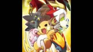 Pokemon Remix Album GOLDEN SUN & SILVER MOON: Jubilife City