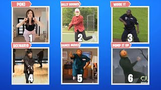 GUESS THE FORTNITE DANCE IN REAL LIFE - FORTNITE CHALLENGE | Chapter 2 Season 2