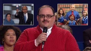 Ordinary people suddenly found themselves at the center of unforgettable election cycle. like ken bone became a household name due to his red sweater. he told inside edition is looking ...