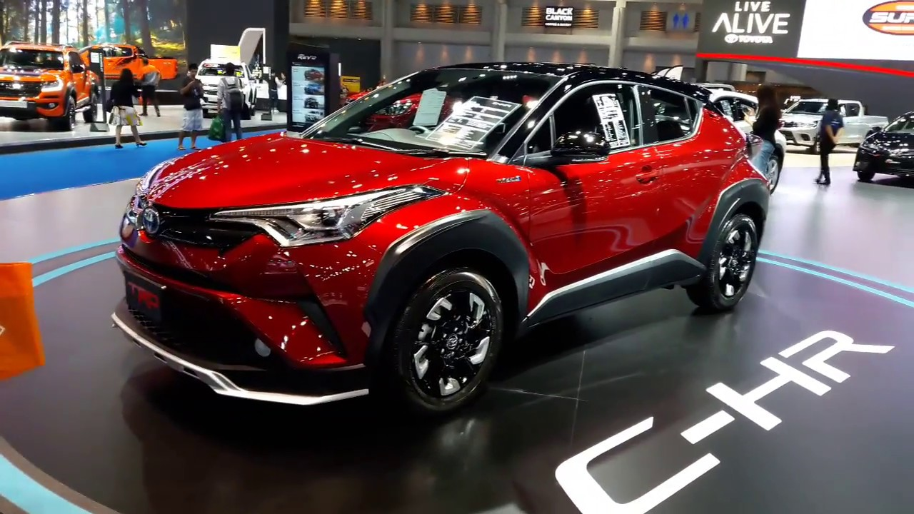 2018 toyota chr revo rocco yaris camry youtube. Black Bedroom Furniture Sets. Home Design Ideas