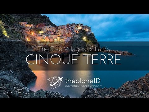 Walking the Cinque Terre in Northern Italy | Travel Vlog