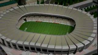 FIFA: RTWC 98 Stadium Intro - FRANCE (Parc des Princes, Paris)