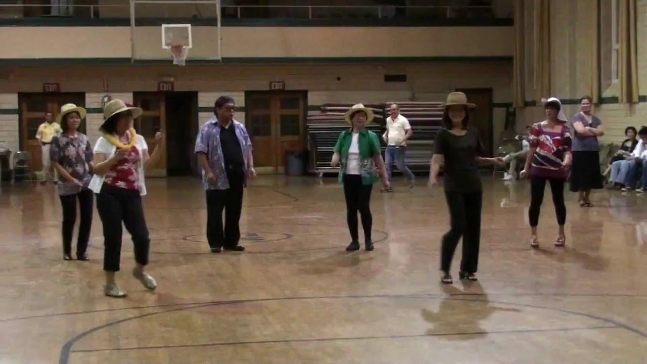 oh carol line dance pdf