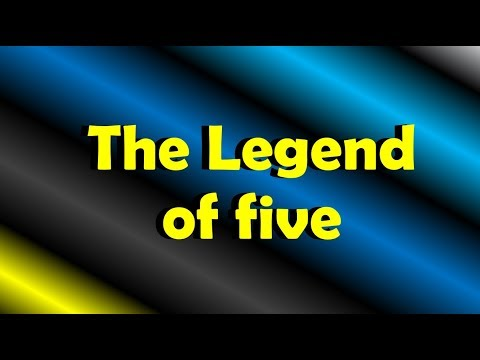 The Legend of five - trailer *Silky's and friends*