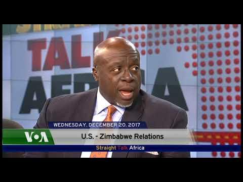 U.S. - Zimbabwe Relations - Straight Talk Africa