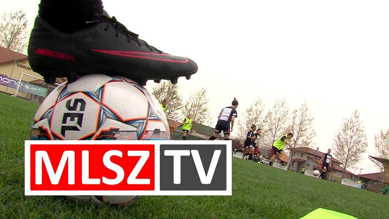 ASTRA-4IG-HFC - Újpest FC | 5-0 | JET-SOL Liga | Alsóházi rájátszás 2. forduló | MLSZTV