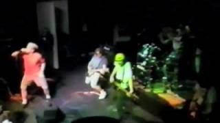 Gorilla Biscuits - Belfast 1991 - Part 4 - Hold Your Ground