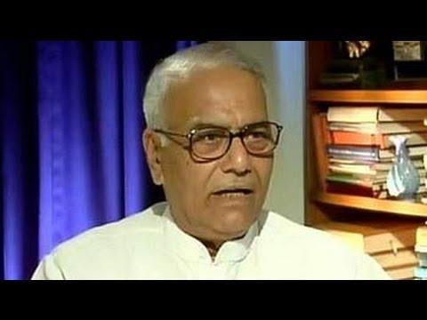 Why not give Narendra Modi benefit of doubt: Yashwant Sinha tells NDTV