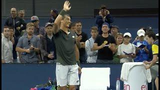 Antoine Hoang vs. Leonardo Mayer | US Open 2019 R1 Highlights