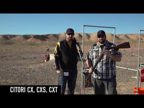 Citori CX, CXS, CXT — 2018 SHOT Show - YouTube