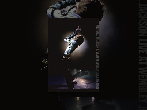 Michael Jackson  at Wembley  July 16, 1988