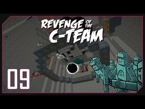 Revenge of the C Team - 09 - POWER DOES MATTER (FUSION REACTOR)