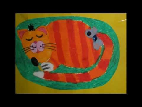 картинки рисунки кошки