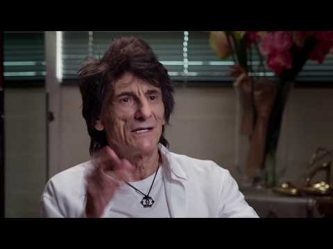 Ronnie Wood - Somebody Up There Likes Me (Documentary Clip)