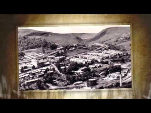 SHADOWS OF MY PAST (Rhondda Valleys in Wales)