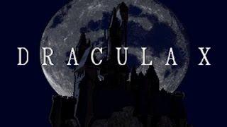 Nuevas zonas Akumajo Dracula X - Gekka no Yasoukyoku Castlevania SEGA Saturn ISO secretos