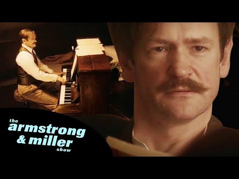 The Armstrong and Miller Show | Hitler Has Only Got One Ball