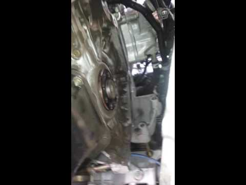 2002 to 2006 honda accord clutch replacement