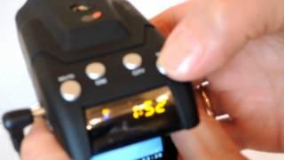обзор видеорегистратора и радар-детектора Conqueror (Subini) GRD-H9. Часть 1