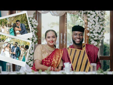 Our Indian & Nigerian Wedding | Chennai to Lagos