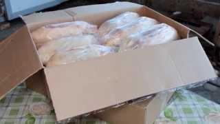 Мясо утки тушка замороженная 1-й сорт(, 2015-04-26T18:31:23.000Z)