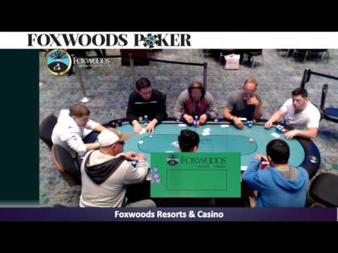 Official Foxwoods Poker Live Stream