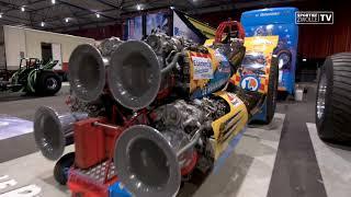 Sportief Zwolle - Indoor Tractor Pulling Zwolle 2019