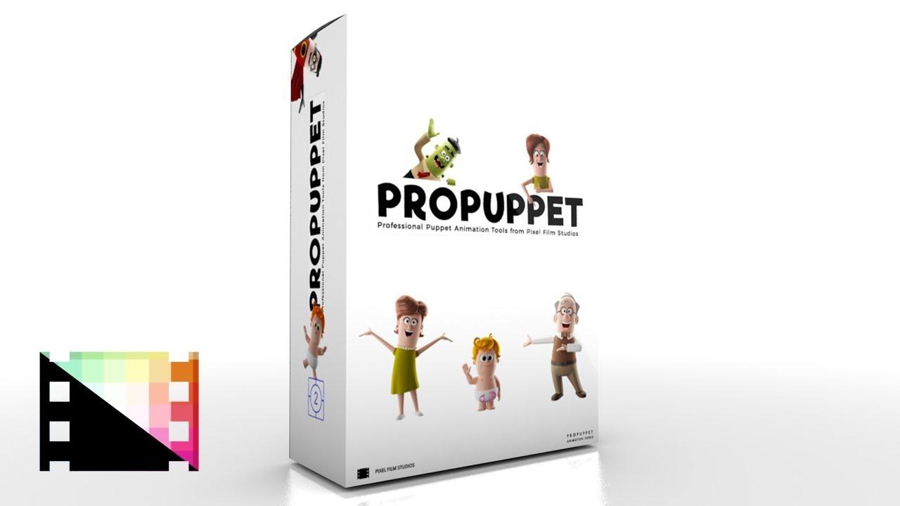 Image result for ProPuppet Lite