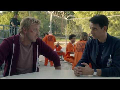 Download Cobra Kai Season 3 Johnny and Daniel Visits in The Prison #Cobra #Kai