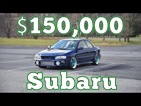 Download Youtube: 2001 Subaru Impreza RS 2JZ Swap: Regular Car Reviews