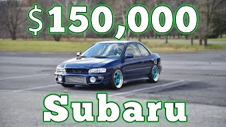 2001 Subaru Impreza RS 2JZ Swap: Regular Car Reviews