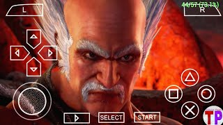 Tekken 7 Game PPSSPP Game For Android Best Graphic Game Full Gameplay