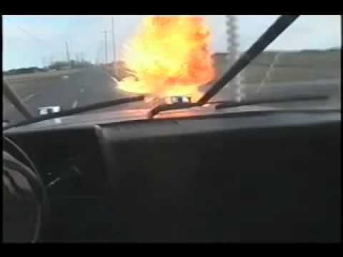 Jason Cavalier-stunt demo