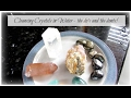 How to cleanse crystals in water & the different crystals you can and can't cleanse