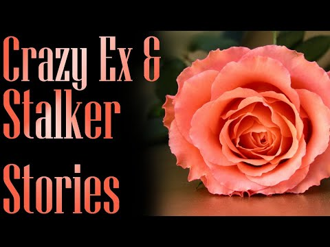 Terrifying Crazy Ex & Stalker Stories (Valentine's Day Special)   Mr. Davis