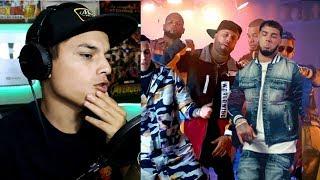 Reaccion Verte Ir - Dj Luian X Mambo Kingz X Anuel Aa X Darell X Nicky Jam X Brytiago -themaxready
