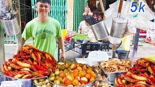 Có gì trong Khổ Qua Cà Chớn 5k/món ở Sài Gòn
