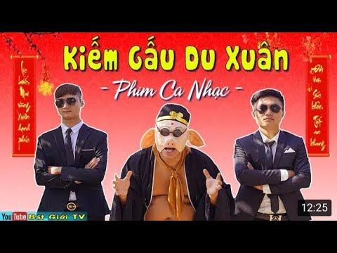 MV Parody | Phim ca nhạc Hài Kiếm Gấu Du Xuân 2019 | Bát Giới TV (12:25 )